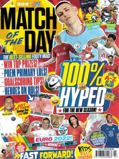 Match Of The Day
