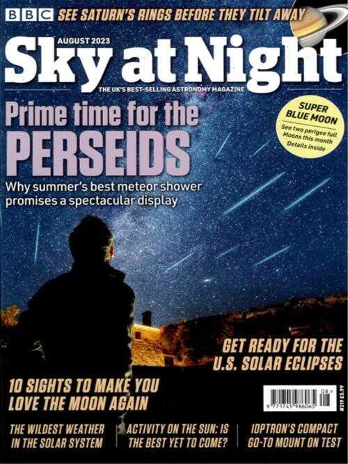 BBC Sky At Night