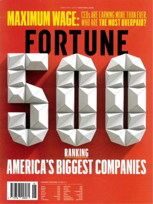 Cover: Fortune magazine