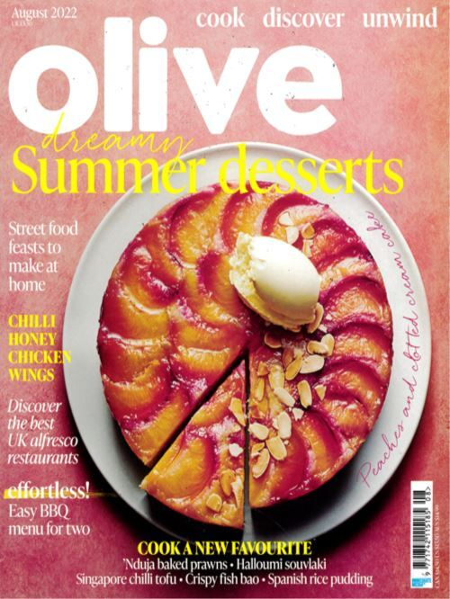 Cover: Olive magazine