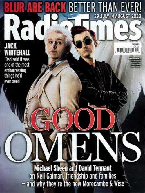 Cover: Radio Times magazine