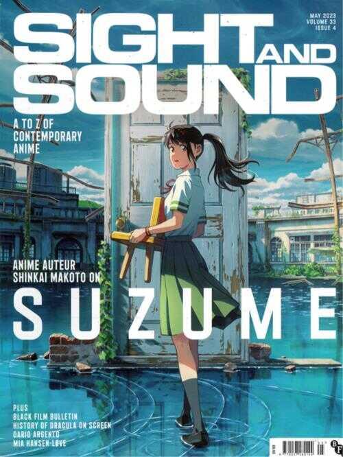 Cover: Sight & Sound magazine