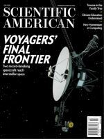 Magazine: Scientific American