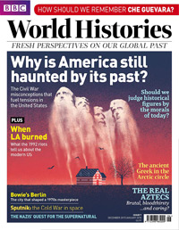 Cover: BBC World Histories magazine