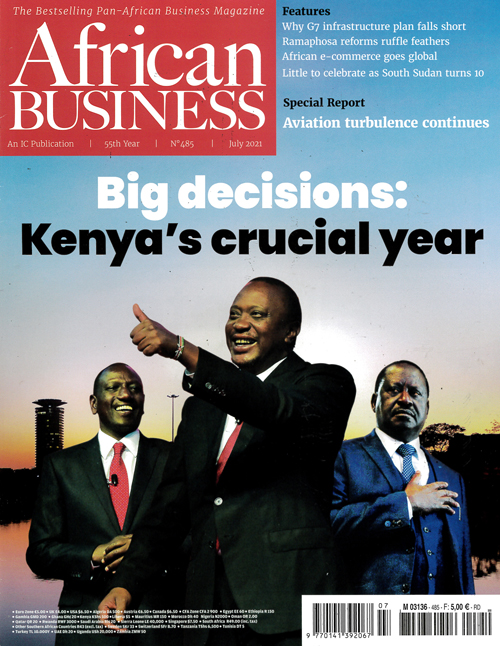 Cover: African Business magazine