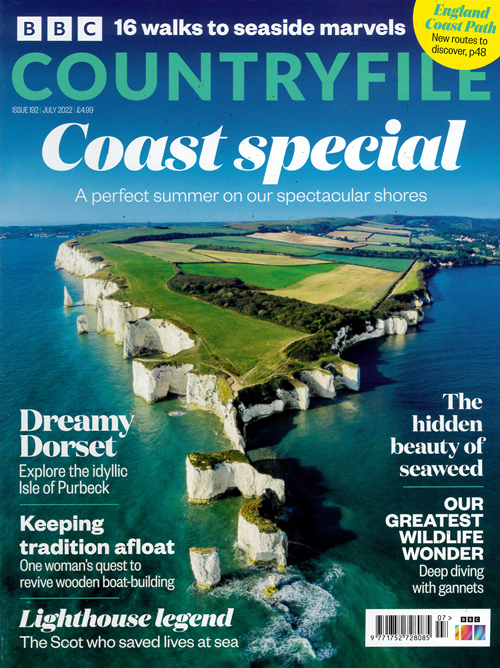 Cover: BBC Countryfile magazine