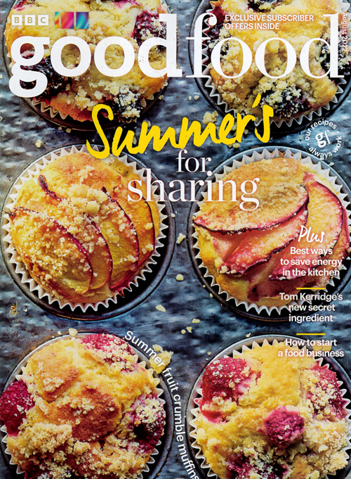 Cover: BBC Good Food magazine