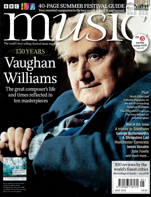 Cover: BBC Music magazine