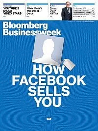 Cover: Bloomberg Businessweek + Gratis iPad & iPhone abonnement magazine