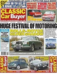 Magazine: Classic Car Buyer