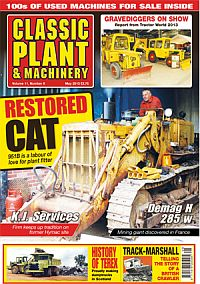 Cover: Classic Plant & Machinery magazine
