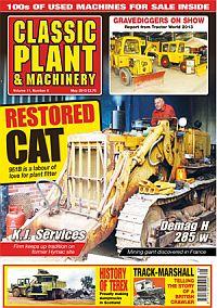 Cover: Classic Plant & Machinery magazine
