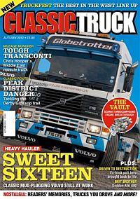 Cover: Classic Truck magazine