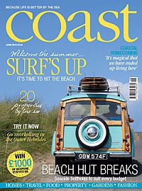 Cover: Coast magazine