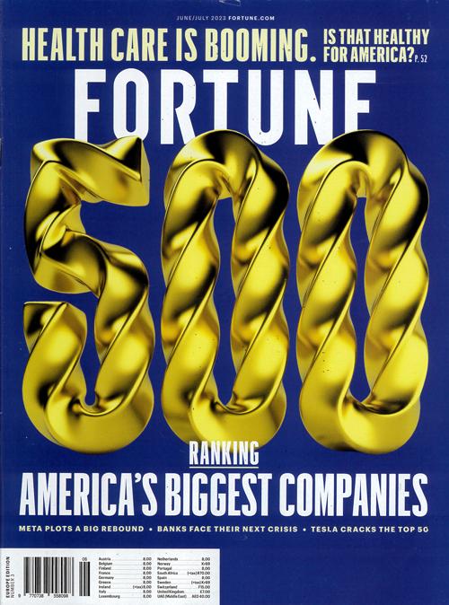 Cover: Fortune magazine