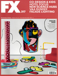 Cover: FX Interior Magazine magazine