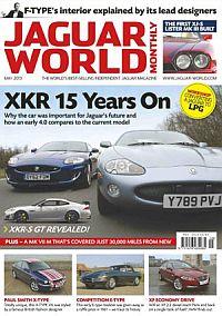 Cover: Jaguar World  magazine