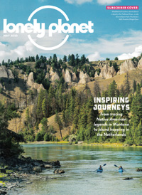 Cover: Lonely Planet Magazine magazine