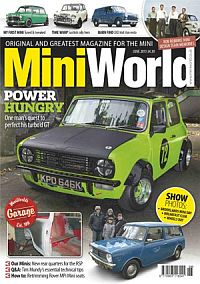 Cover: Mini World magazine