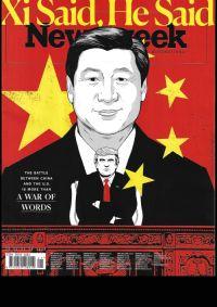 Cover: Newsweek magazine