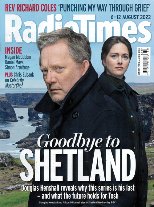 Cover: Radio Times magazine