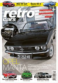 Cover: Retro Cars magazine