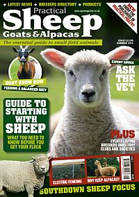 Cover: Smallholding magazine