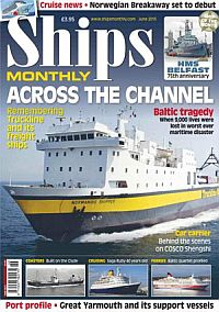 Cover: Ships Monthly magazine