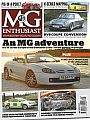 M.G Enthusiast Magazine Subscription