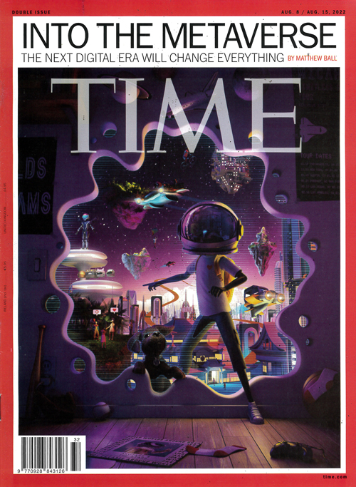 Cover: TIME magazine